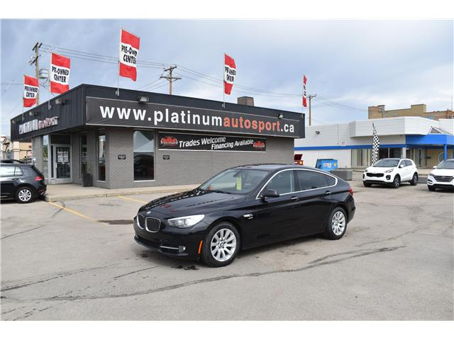 2011 BMW 535i xDrive Gran Turismo (Stk: CON6) in Saskatoon - Image 1 of 29