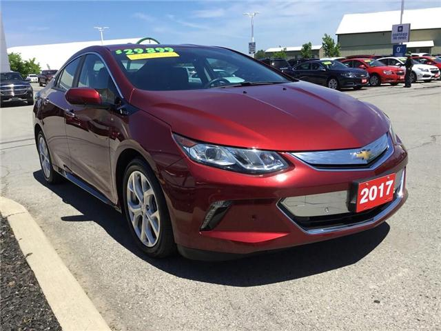 2017 Chevrolet Volt Premier (Stk: 179351) in Grimsby - Image 3 of 14