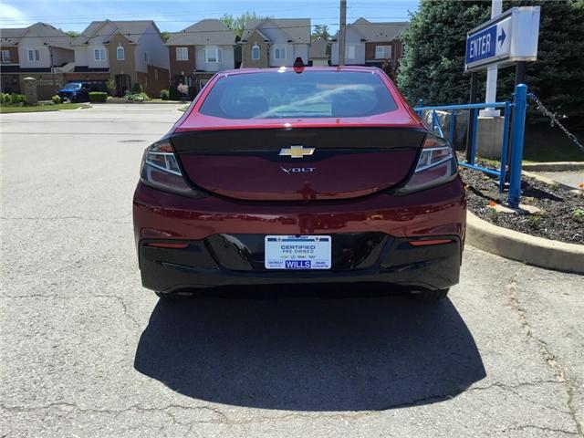 2017 Chevrolet Volt Premier (Stk: 179351) in Grimsby - Image 5 of 14