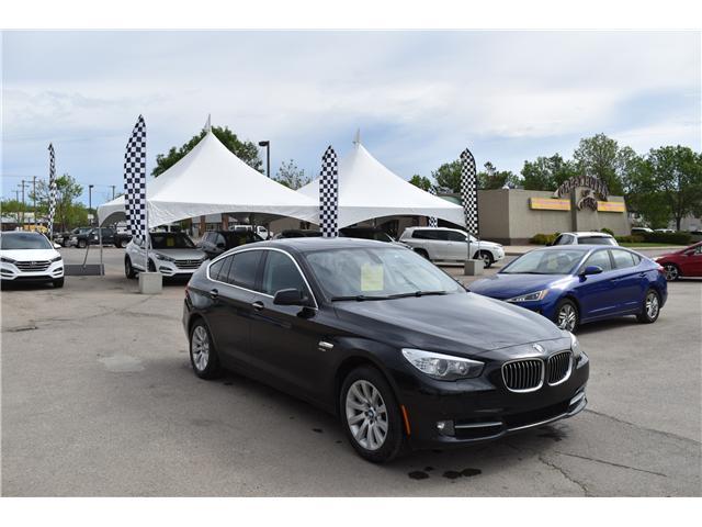 2011 BMW 535i xDrive Gran Turismo (Stk: CON6) in Saskatoon - Image 3 of 29