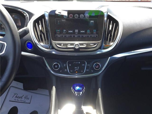 2017 Chevrolet Volt Premier (Stk: 179351) in Grimsby - Image 11 of 14