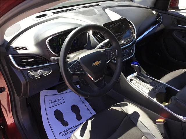 2017 Chevrolet Volt Premier (Stk: 179351) in Grimsby - Image 12 of 14