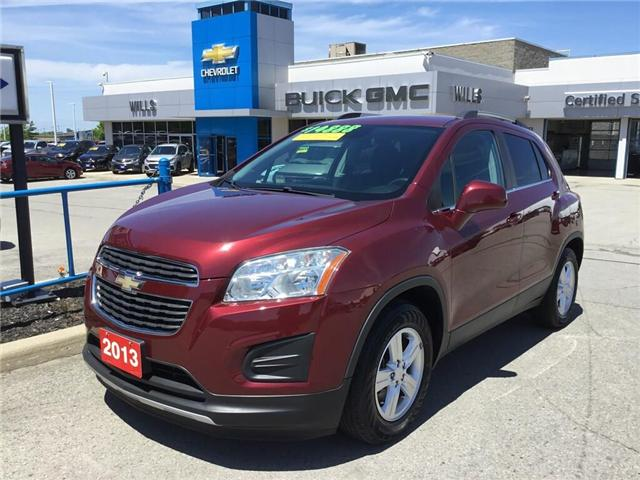 2013 Chevrolet Trax 1LT (Stk: K409A) in Grimsby - Image 1 of 14