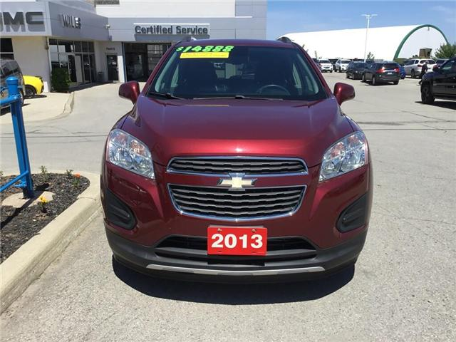 2013 Chevrolet Trax 1LT (Stk: K409A) in Grimsby - Image 2 of 14