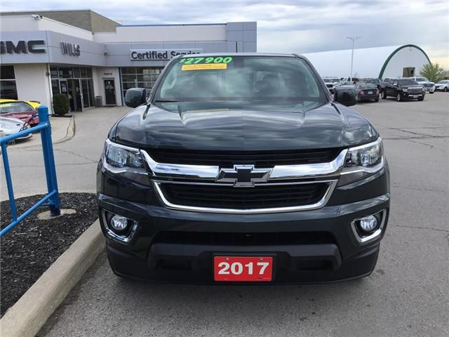 2017 Chevrolet Colorado LT (Stk: J643A) in Grimsby - Image 2 of 15