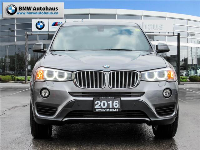2016 BMW X3 xDrive28i (Stk: P8780) in Thornhill - Image 2 of 24