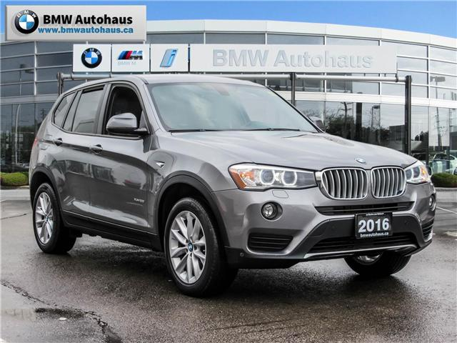 2016 BMW X3 xDrive28i (Stk: P8780) in Thornhill - Image 3 of 24