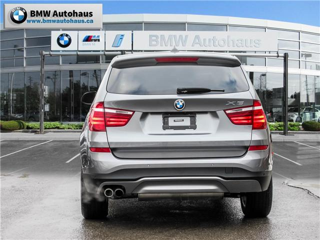 2016 BMW X3 xDrive28i (Stk: P8780) in Thornhill - Image 6 of 24