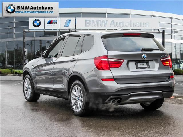 2016 BMW X3 xDrive28i (Stk: P8780) in Thornhill - Image 7 of 24