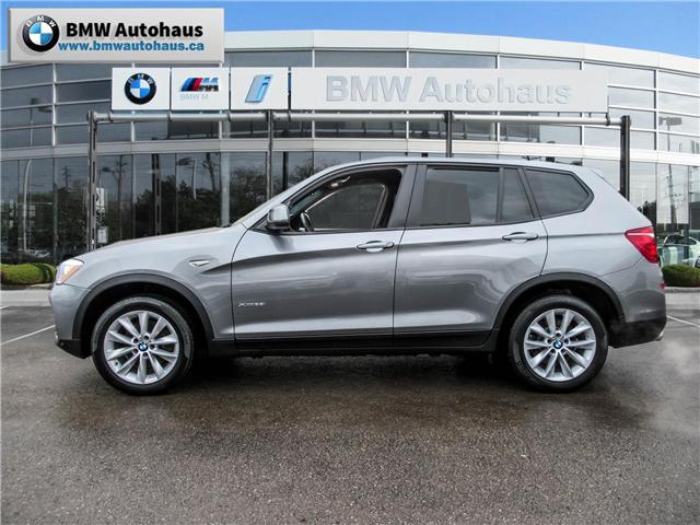 2016 BMW X3 xDrive28i (Stk: P8780) in Thornhill - Image 8 of 24