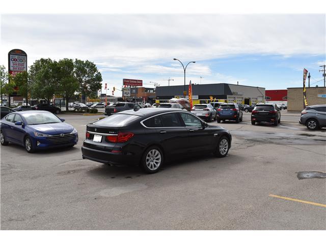 2011 BMW 535i xDrive Gran Turismo (Stk: CON6) in Saskatoon - Image 5 of 29