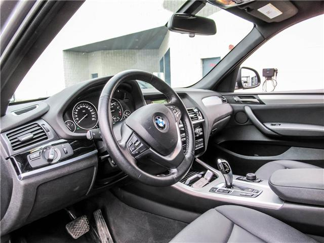 2016 BMW X3 xDrive28i (Stk: P8780) in Thornhill - Image 10 of 24