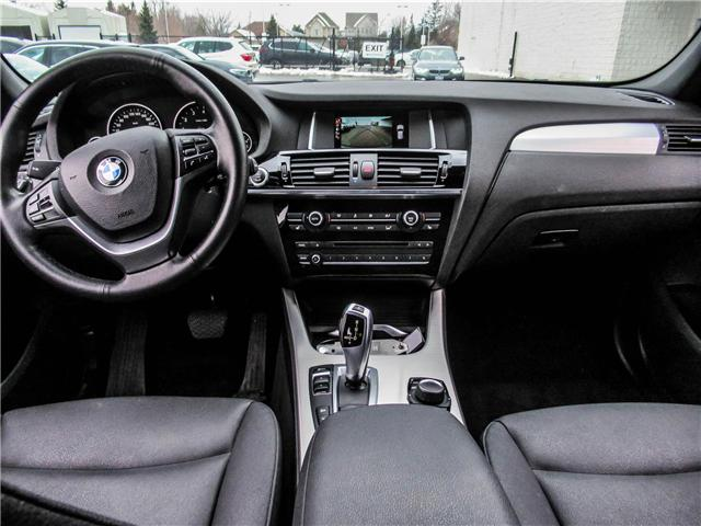 2016 BMW X3 xDrive28i (Stk: P8780) in Thornhill - Image 12 of 24