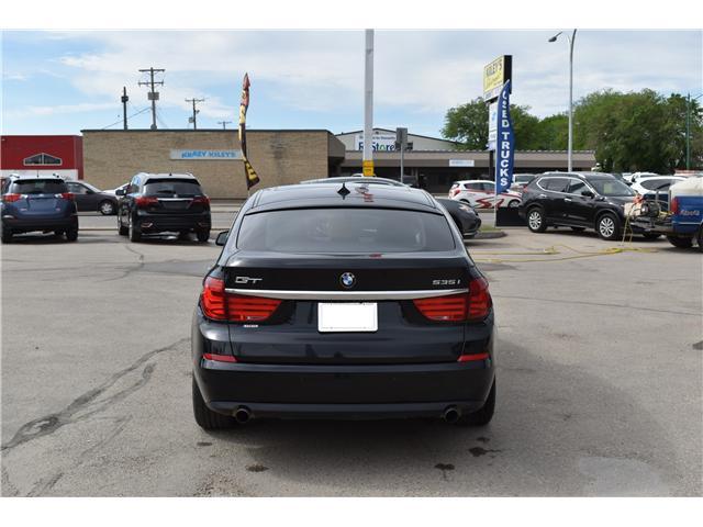 2011 BMW 535i xDrive Gran Turismo (Stk: CON6) in Saskatoon - Image 6 of 29