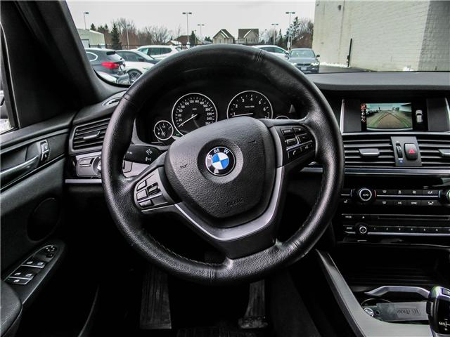 2016 BMW X3 xDrive28i (Stk: P8780) in Thornhill - Image 13 of 24