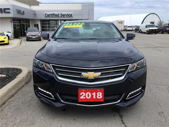 2018 Chevrolet Impala 1LT (Stk: 185807) in Grimsby - Image 2 of 15