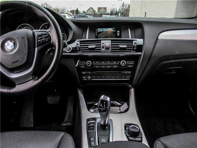2016 BMW X3 xDrive28i (Stk: P8780) in Thornhill - Image 14 of 24