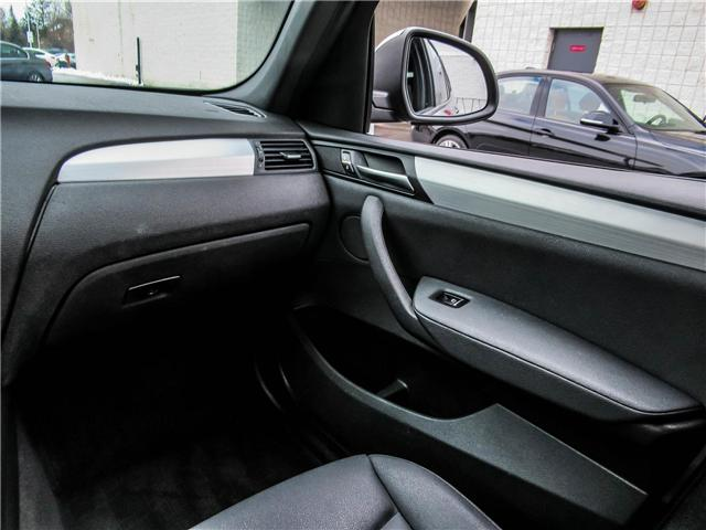 2016 BMW X3 xDrive28i (Stk: P8780) in Thornhill - Image 15 of 24
