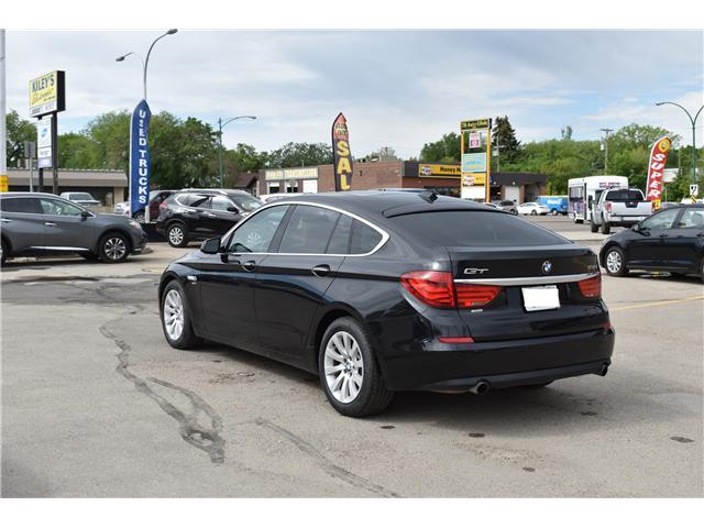 2011 BMW 535i xDrive Gran Turismo (Stk: CON6) in Saskatoon - Image 7 of 29