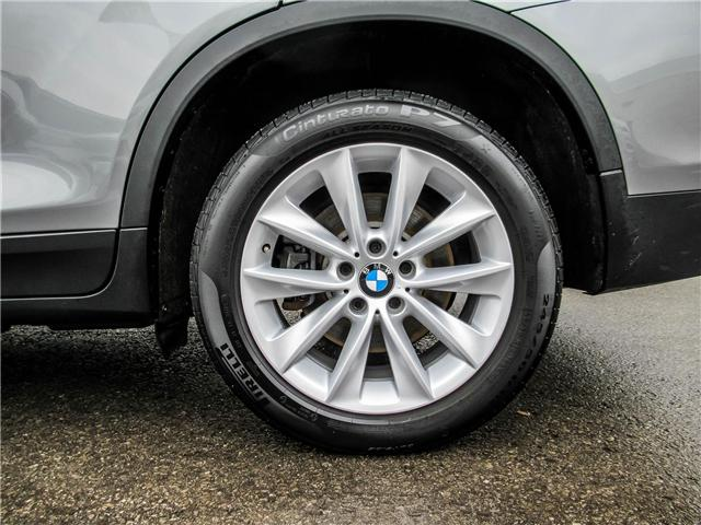 2016 BMW X3 xDrive28i (Stk: P8780) in Thornhill - Image 18 of 24