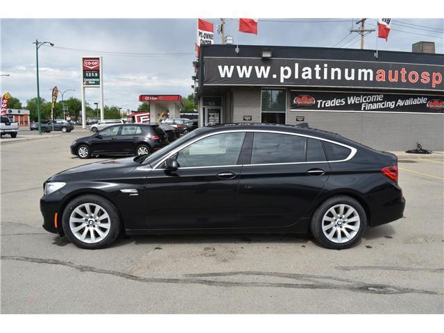 2011 BMW 535i xDrive Gran Turismo (Stk: CON6) in Saskatoon - Image 8 of 29