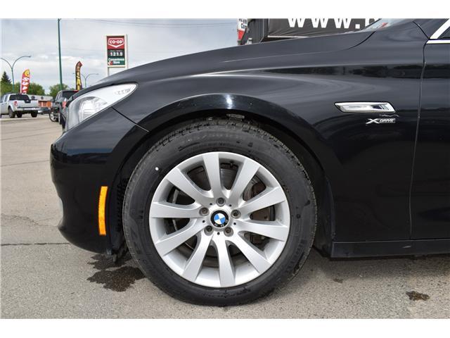 2011 BMW 535i xDrive Gran Turismo (Stk: CON6) in Saskatoon - Image 9 of 29