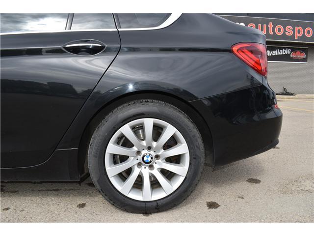 2011 BMW 535i xDrive Gran Turismo (Stk: CON6) in Saskatoon - Image 10 of 29