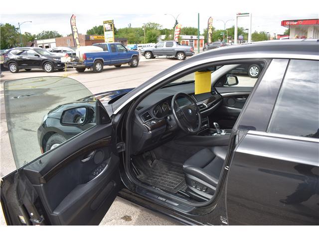 2011 BMW 535i xDrive Gran Turismo (Stk: CON6) in Saskatoon - Image 11 of 29