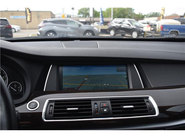 2011 BMW 535i xDrive Gran Turismo (Stk: CON6) in Saskatoon - Image 15 of 29