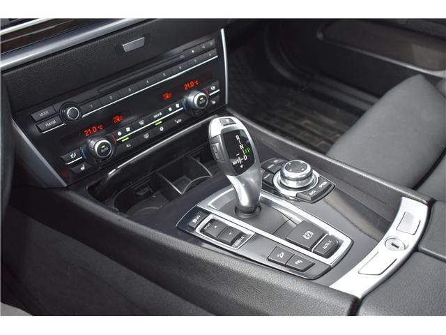 2011 BMW 535i xDrive Gran Turismo (Stk: CON6) in Saskatoon - Image 16 of 29