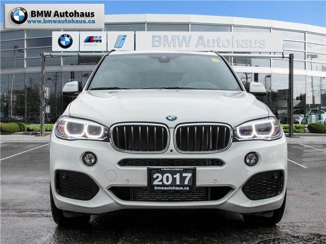 2017 BMW X5 xDrive35d (Stk: P8811) in Thornhill - Image 2 of 29
