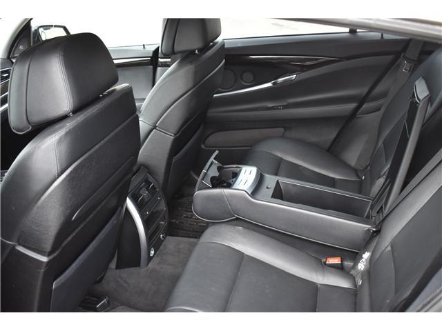 2011 BMW 535i xDrive Gran Turismo (Stk: CON6) in Saskatoon - Image 21 of 29
