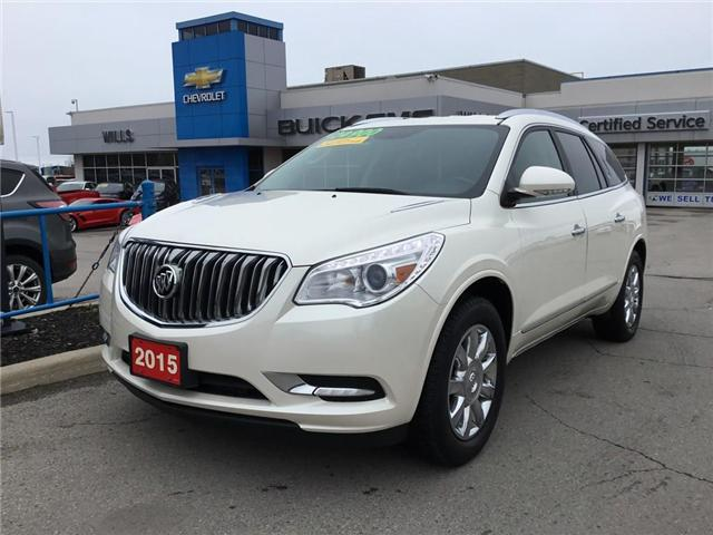 2015 Buick Enclave Leather (Stk: 156738) in Grimsby - Image 1 of 14