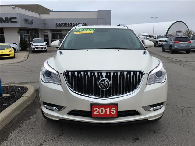 2015 Buick Enclave Leather (Stk: 156738) in Grimsby - Image 2 of 14