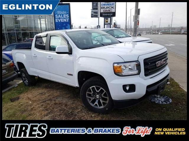 2019 GMC Canyon  (Stk: K1195411) in Mississauga - Image 3 of 16