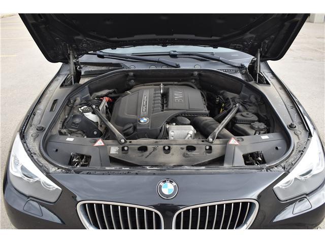 2011 BMW 535i xDrive Gran Turismo (Stk: CON6) in Saskatoon - Image 26 of 29