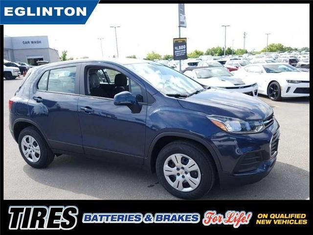 2019 Chevrolet Trax LS (Stk: KL242136) in Mississauga - Image 3 of 15