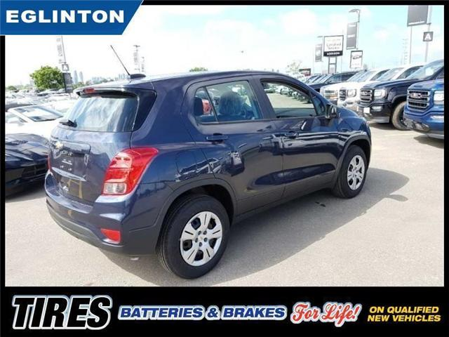 2019 Chevrolet Trax LS (Stk: KL242136) in Mississauga - Image 4 of 15