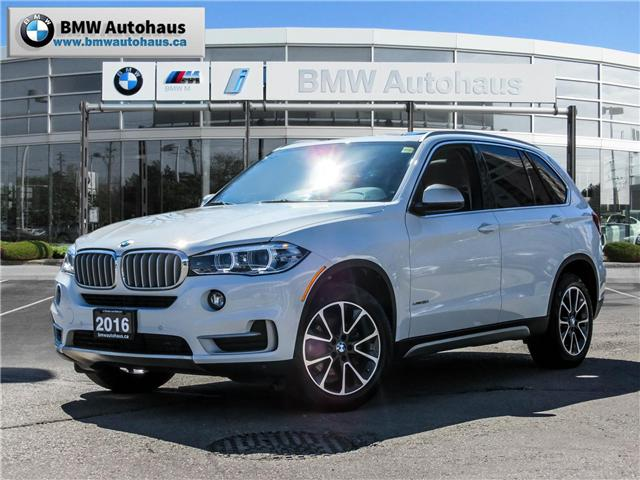 2016 BMW X5 xDrive35i (Stk: P8816) in Thornhill - Image 1 of 27