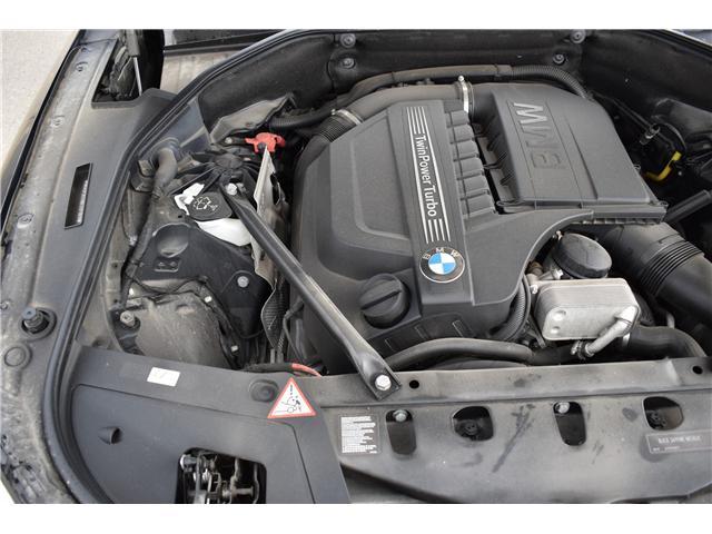 2011 BMW 535i xDrive Gran Turismo (Stk: CON6) in Saskatoon - Image 28 of 29