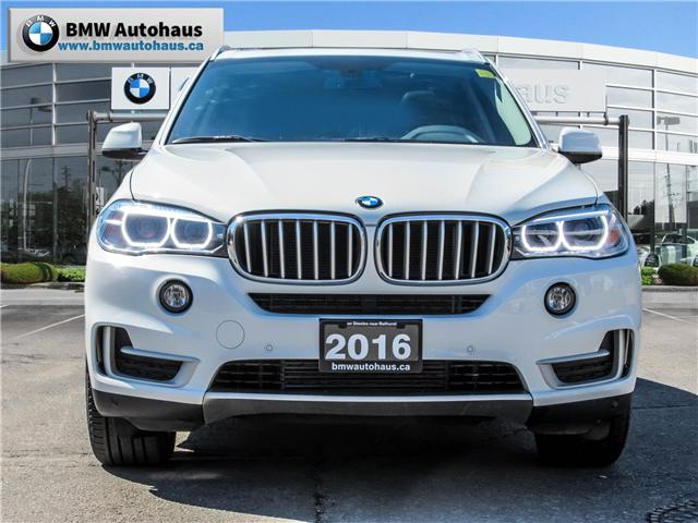 2016 BMW X5 xDrive35i (Stk: P8816) in Thornhill - Image 2 of 27