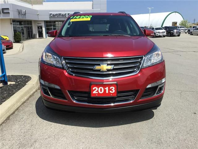 2013 Chevrolet Traverse 2LT (Stk: K196A) in Grimsby - Image 2 of 14