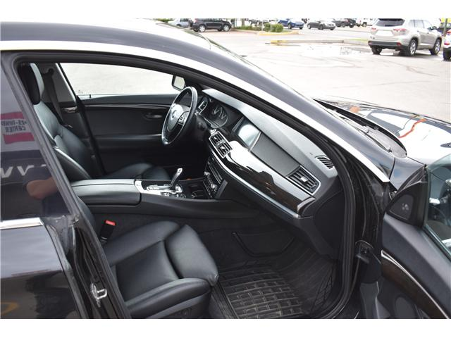 2011 BMW 535i xDrive Gran Turismo (Stk: CON6) in Saskatoon - Image 29 of 29