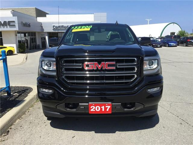 2017 GMC Sierra 1500 Base (Stk: K076A) in Grimsby - Image 2 of 14