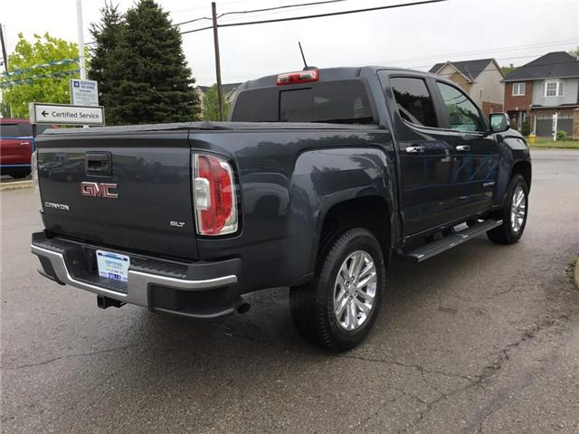 2015 GMC Canyon SLT (Stk: 155295) in Grimsby - Image 4 of 14