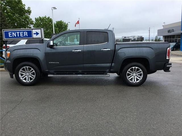 2015 GMC Canyon SLT (Stk: 155295) in Grimsby - Image 6 of 14