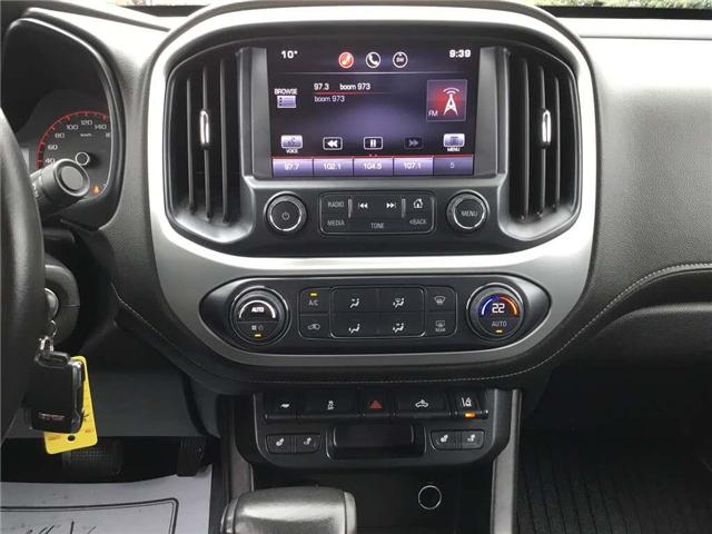 2015 GMC Canyon SLT (Stk: 155295) in Grimsby - Image 11 of 14