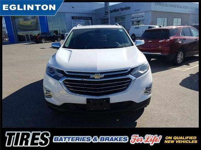 2019 Chevrolet Equinox Premier (Stk: K6207265) in Mississauga - Image 2 of 20