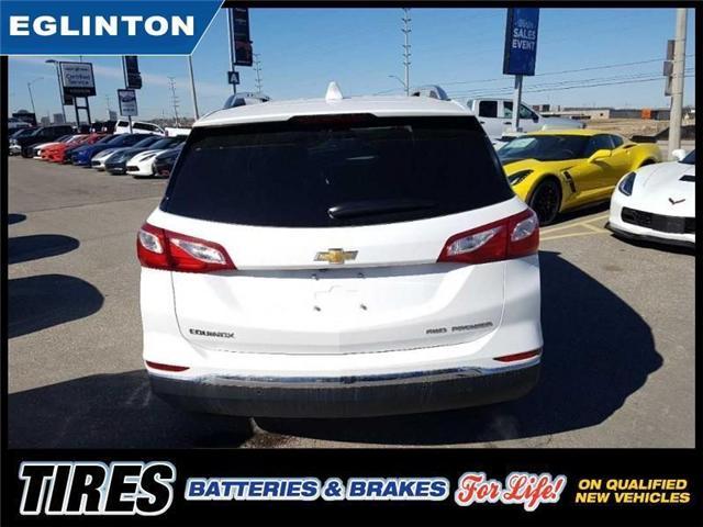 2019 Chevrolet Equinox Premier (Stk: K6207265) in Mississauga - Image 5 of 20