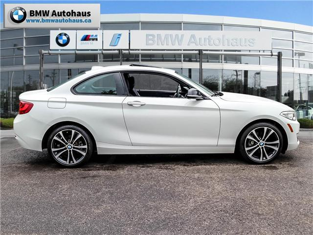 2015 BMW 228i xDrive (Stk: P8850) in Thornhill - Image 4 of 18